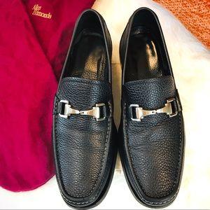 Allen Edmonds Vinci Italian Bit Leather 10.5